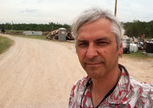 First Medicines Director Timothy L Trujillo in Little Axe, Oklahoma Tornado Zone